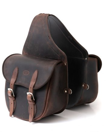 Saddlebag Crazy horse