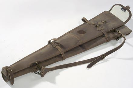 Double shotgun holder bag
