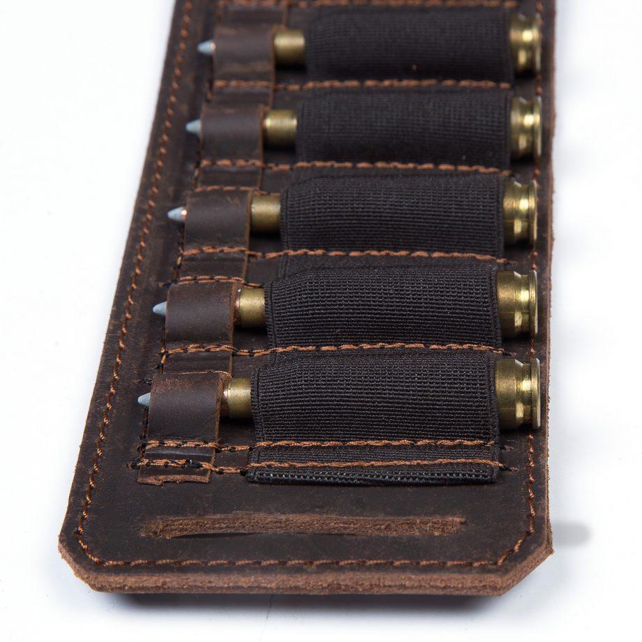 Belt bullets holder