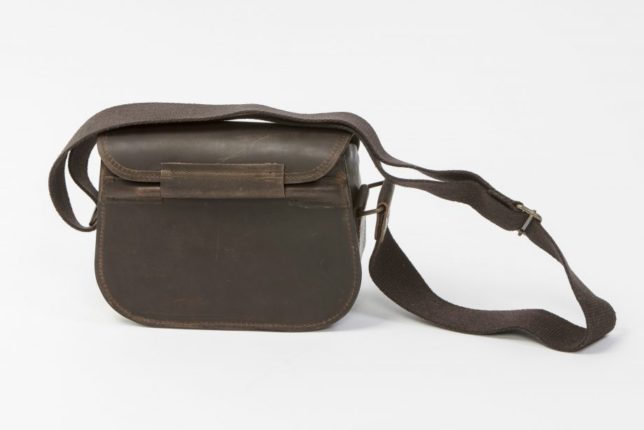 Cartridge bag small (for 75 ammunition)