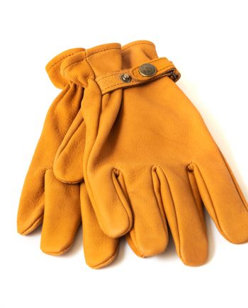 Gloves in deer skin